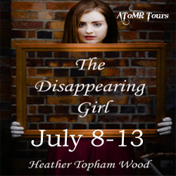 The Disappearing Girl Tour button